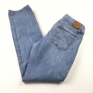Lucky Brand Sweet n' Straight Light Wash Jeans